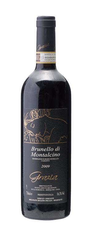 Brunello di Montalcino DOCG ブルネッロ・ディ・モンタルチーノ