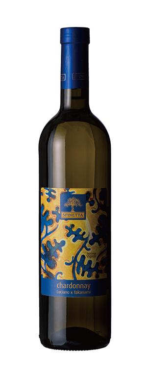 Chardonnay IGP Luciano×Takanami シャルドネ