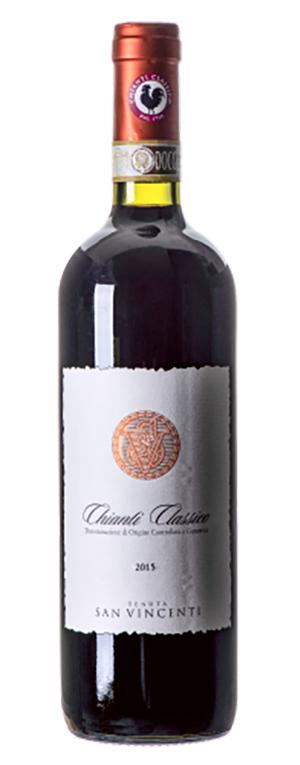 Chianti Classico DOCG キアンティ・クラッシコ