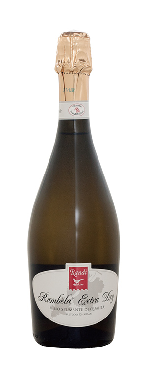 Rambela Extra Dry Brut IGT ランベッラ・エクストラ・ブリュット