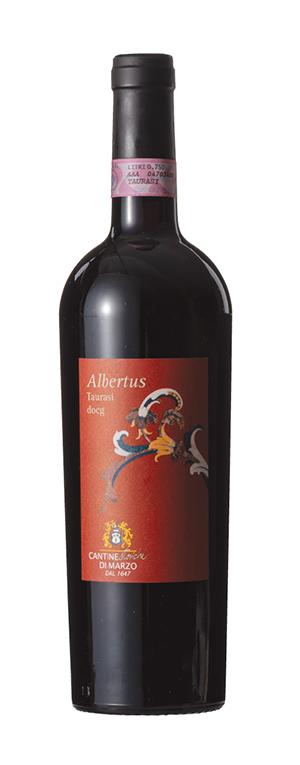 """Taurasi Albertus DOCG タウラージ """"アルベルタス"""""""